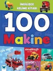 İngilizce Kelime Kitabı 100 Makine