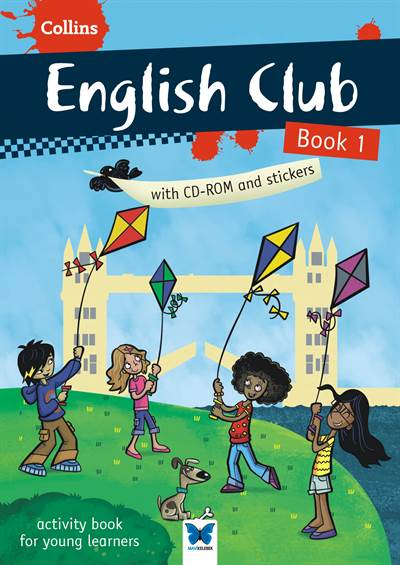 Collins English Club Book 1