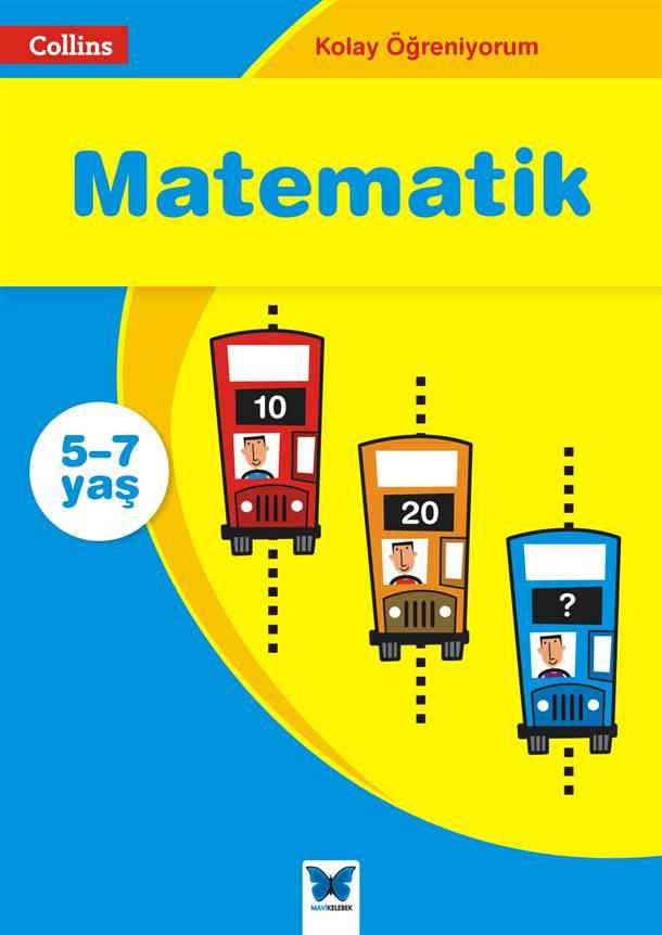 Collins-Matematik Yaş 5-7