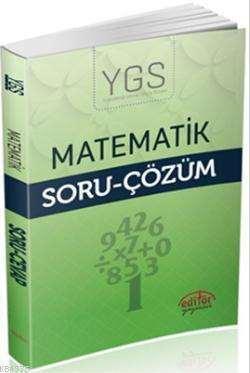 YGS Matematik Soru Çözüm