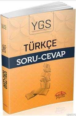 YGS Türkçe Soru - Cevap