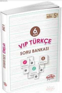 6.Sınıf Vip Türkçe ...