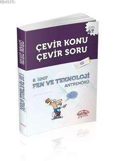 8. Sınıf Fen ve Teknoloji Antrenörü; Çevir Konu Çevir Soru