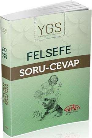 YGS Felsefe Soru - Cevap