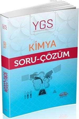 YGS Kimya Soru - Çözüm