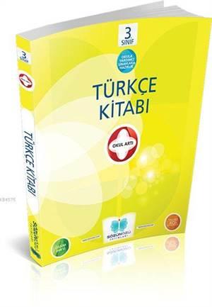 Sözün Özü 3.Sınıf Okul Artı Kitabı Türkçe + Çözüm Dvd'Li