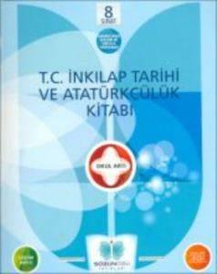 Sözün Özü 8.Sınıf Okul Artı Kitabı İnkılap Tarihi Ve Atatürkçülük + Çözüm Dvd'Li