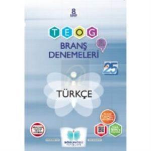 Sözün Özü 8.Sınıf TEOG Branş Denemeleri Türkçe