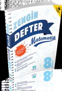 Sözün Özü 8.Sınıf Zengin Defter Matematik