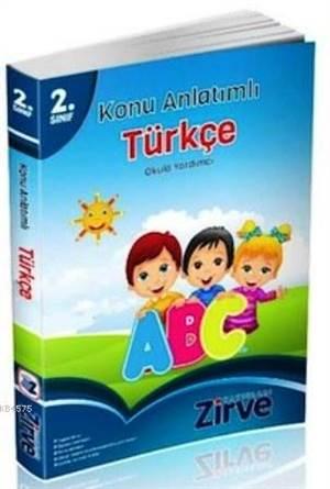 2. Sınıf Türkçe Konu Anlatımlı