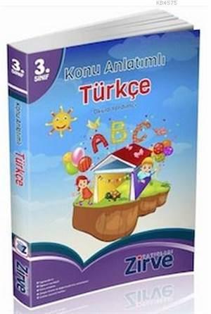 3. Sınıf Türkçe Konu Anlatımlı