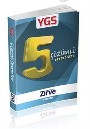 Ygs 5 Fasikül Deneme Kitapçık Çözümlü