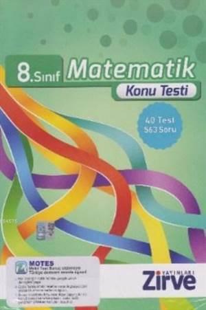 8.Sınıf Matematik Konu Testi