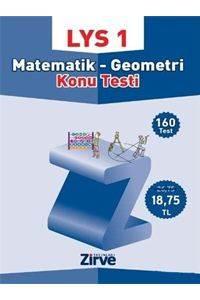 Lys-1 Matematik-Geometri Konu Testi Seti