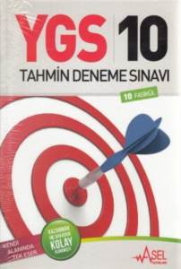 Ygs Tahmin Deneme Sınavı 10 Fasikül