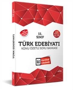11. Sınıf Konu Özetli Soru Bankası Türk Edebiyatı