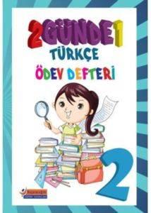 2 Günde 1 Türkçe Ödev Defteri