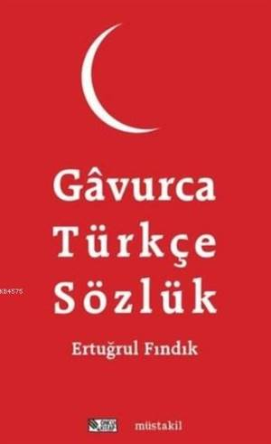 Gavurca Türkçe Sözlük