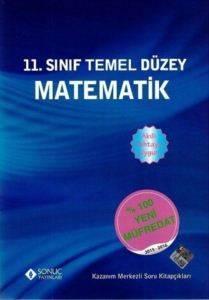 Temel Düzey 11. Sınıf Matematik-Modüler Set