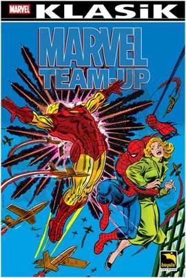 Marvel Team-Up Klasik Cilt 4