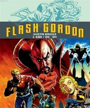 Flash Gordon Cilt 9