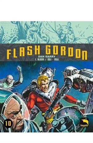 Flash Gordon Cilt 10 1. Albüm  -1951-1953