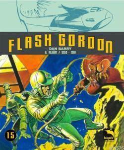 Flash Gordon Cilt 15- 6. Bölüm /1959 - 1961