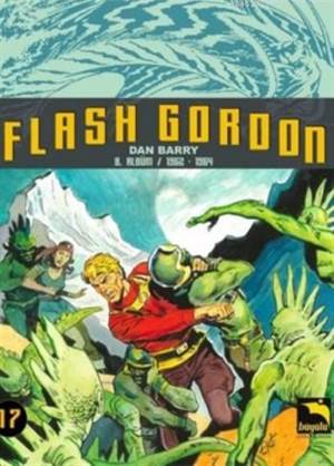Flash Gordon Cilt 17
