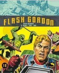 Flash Gordon Cilt 18 - 1963 - 1965; 9. Albüm