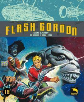 Flash Gordon Cilt 19