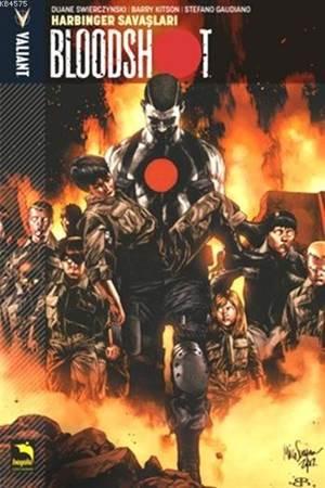 Bloodshot 3 - Harbinger Savaşları