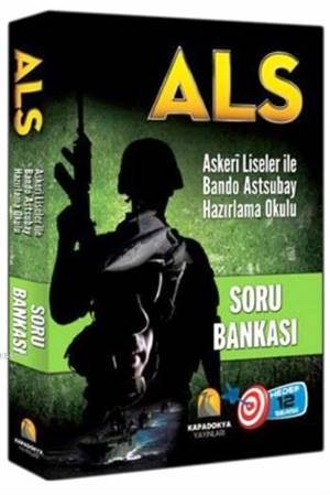 ALS - Soru Bankası - Askeri Liseler İle Bando Astsubay Hazırlama Okulu