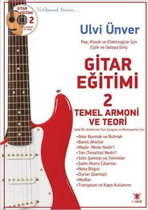 Gitar Eğitimi-2 Temel Armoni Ve Teori