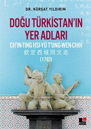 Doğu Türkistan'In Yer Adları