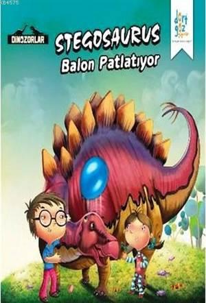 Dinozorlar - Stegosaurus Balon Patlatıyor