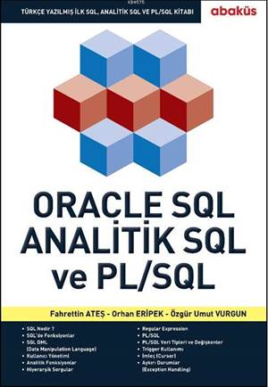 Oracle Sql Analitik Sql Ve Pl Sql