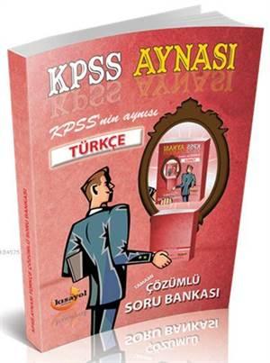 2016 Kpss Gygk Kpss Aynası Türkçe Çözümlü Soru Bankası