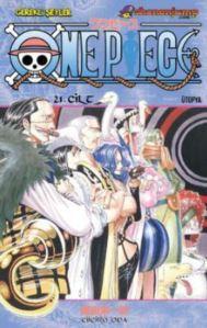 One Piece 21 - Ütopya