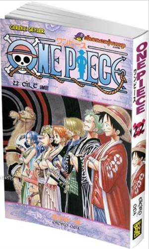 One Piece 22 - Umut