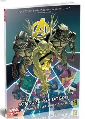Avengers 3.Cilt: Sonsuzluğa Doğru
