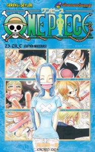 One Piece 23 - Vivi'nin Macerası