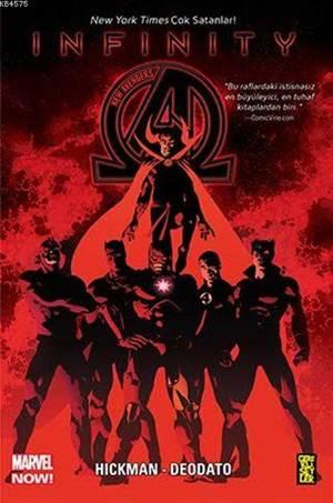New Avengers (Marvel-Now!) 2: Infinity
