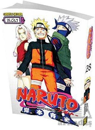 Naruto Cilt: 28 - Naruto'nun Dönüşü