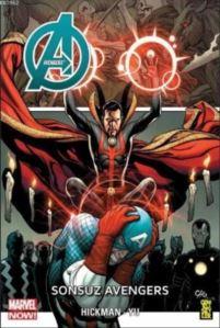 Avengers 6 - Sonsuz Avengers