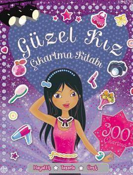 Güzel Kız; Çıkartma Kitabı
