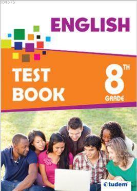 Tudem 8.Sınıf Test Book