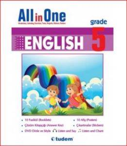 All İn One English Grade 5