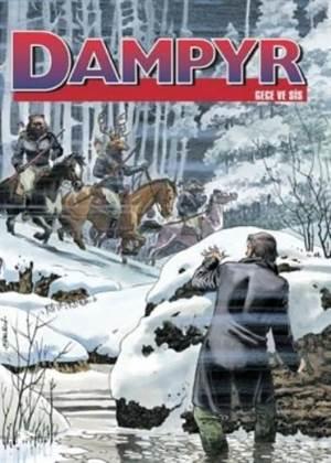 Dampyr 7 - Gece ve Sis - Ölüm Ordusu