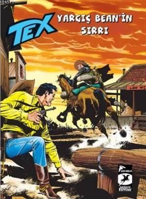 Tex Aylık Seri 16 - Yargıç Bean' in Sırrı