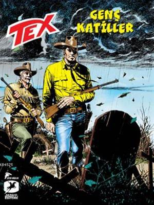 Tex Seri 19 - Genç Katiller / İntikamla Randevu